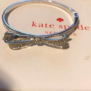 Kate Spade- bow bracelet